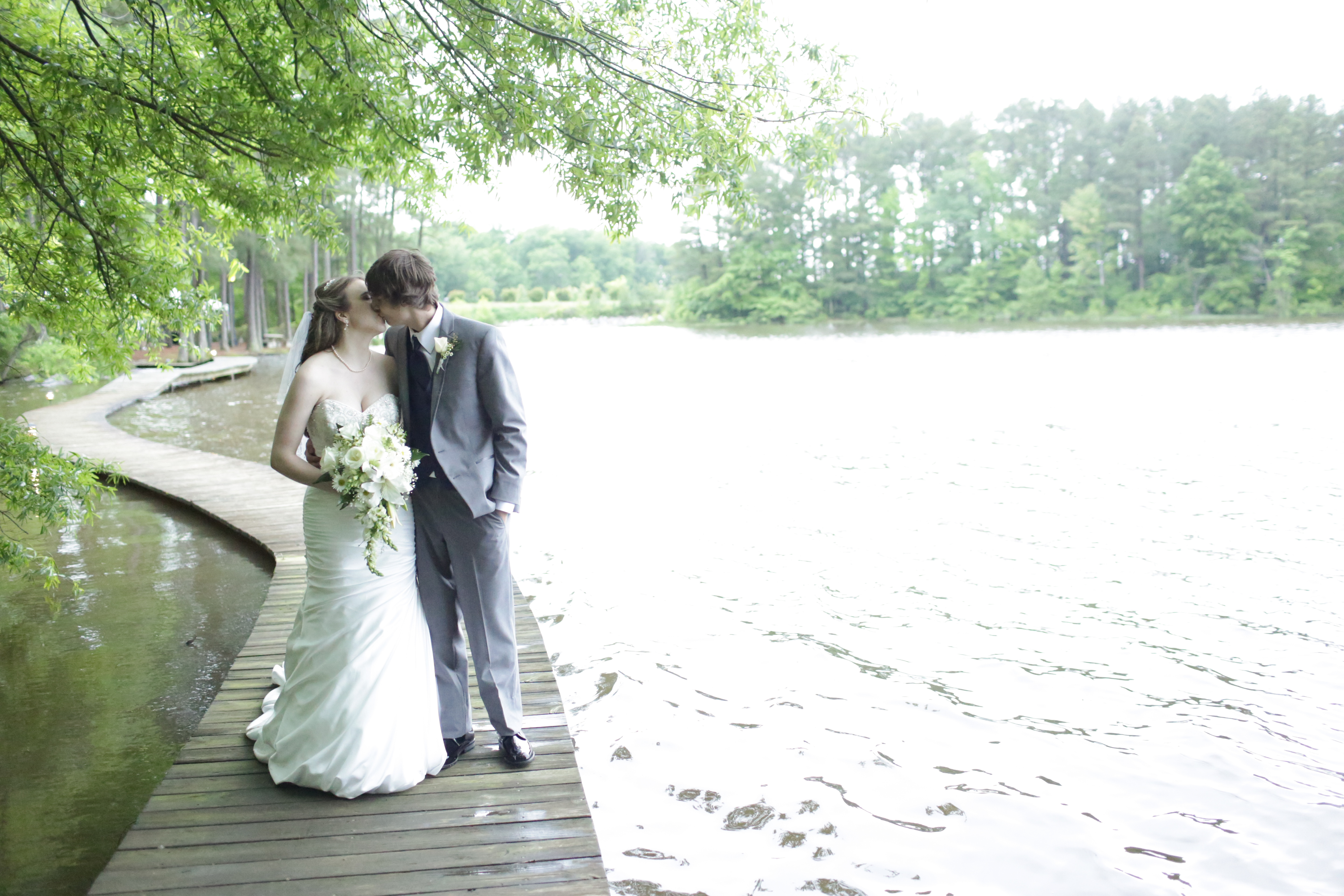 Midlothian Virginia Lake Wedding (1 of 1)-106