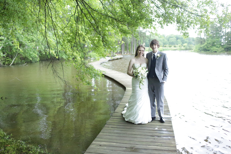 Midlothian Virginia Lake Wedding (1 of 1)-107