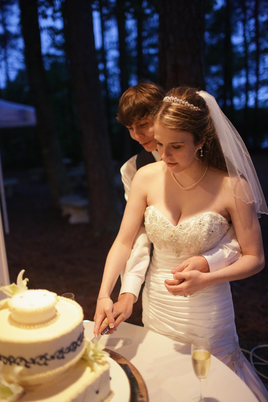 Midlothian Virginia Lake Wedding (1 of 1)-122