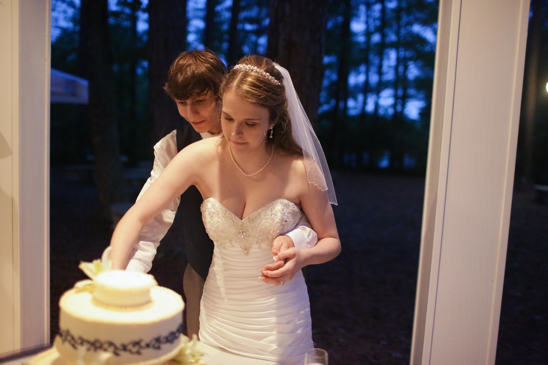 Midlothian Virginia Lake Wedding (1 of 1)-123