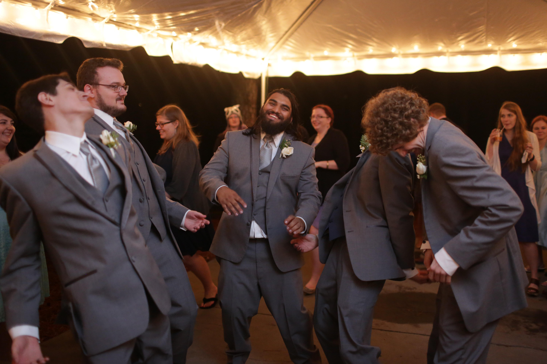 Midlothian Virginia Lake Wedding (1 of 1)-147
