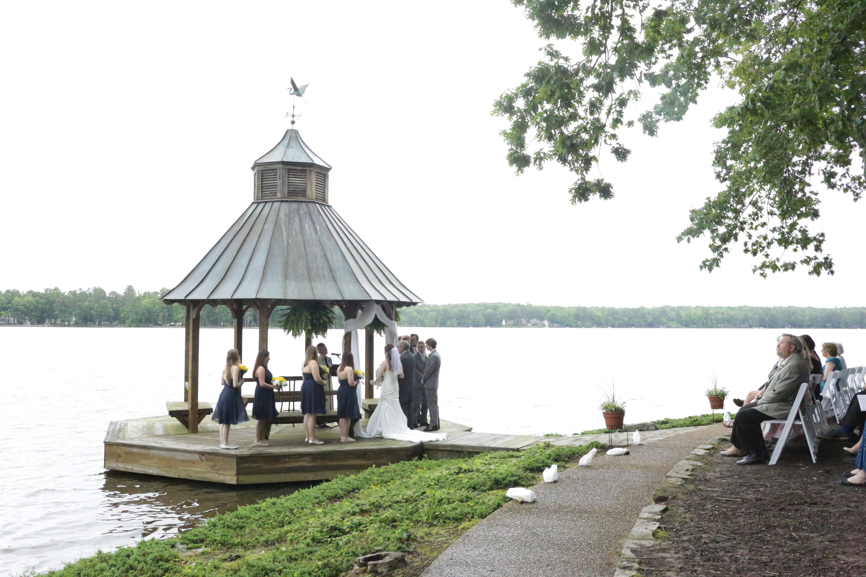 Midlothian Virginia Lake Wedding (1 of 1)-64