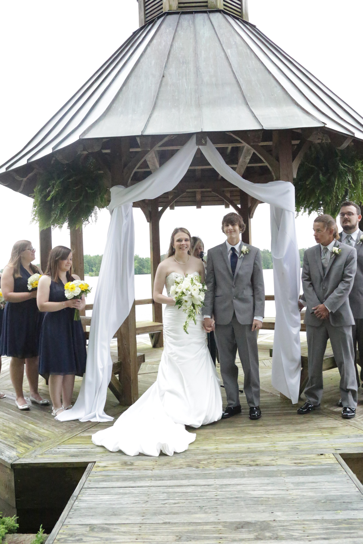 Midlothian Virginia Lake Wedding (1 of 1)-73