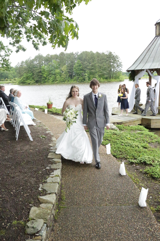 Midlothian Virginia Lake Wedding (1 of 1)-76