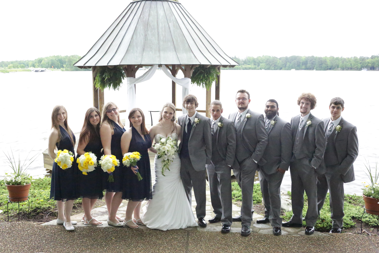 Midlothian Virginia Lake Wedding (1 of 1)-79