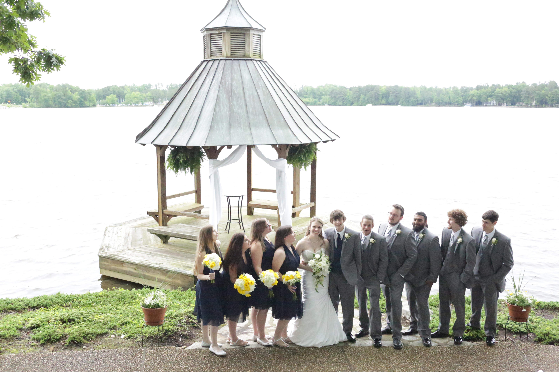 Midlothian Virginia Lake Wedding (1 of 1)-80