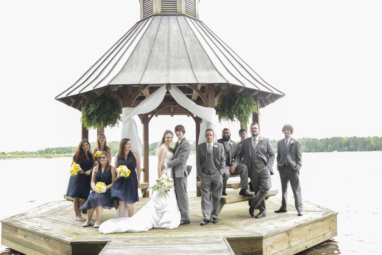 Midlothian Virginia Lake Wedding (1 of 1)-81