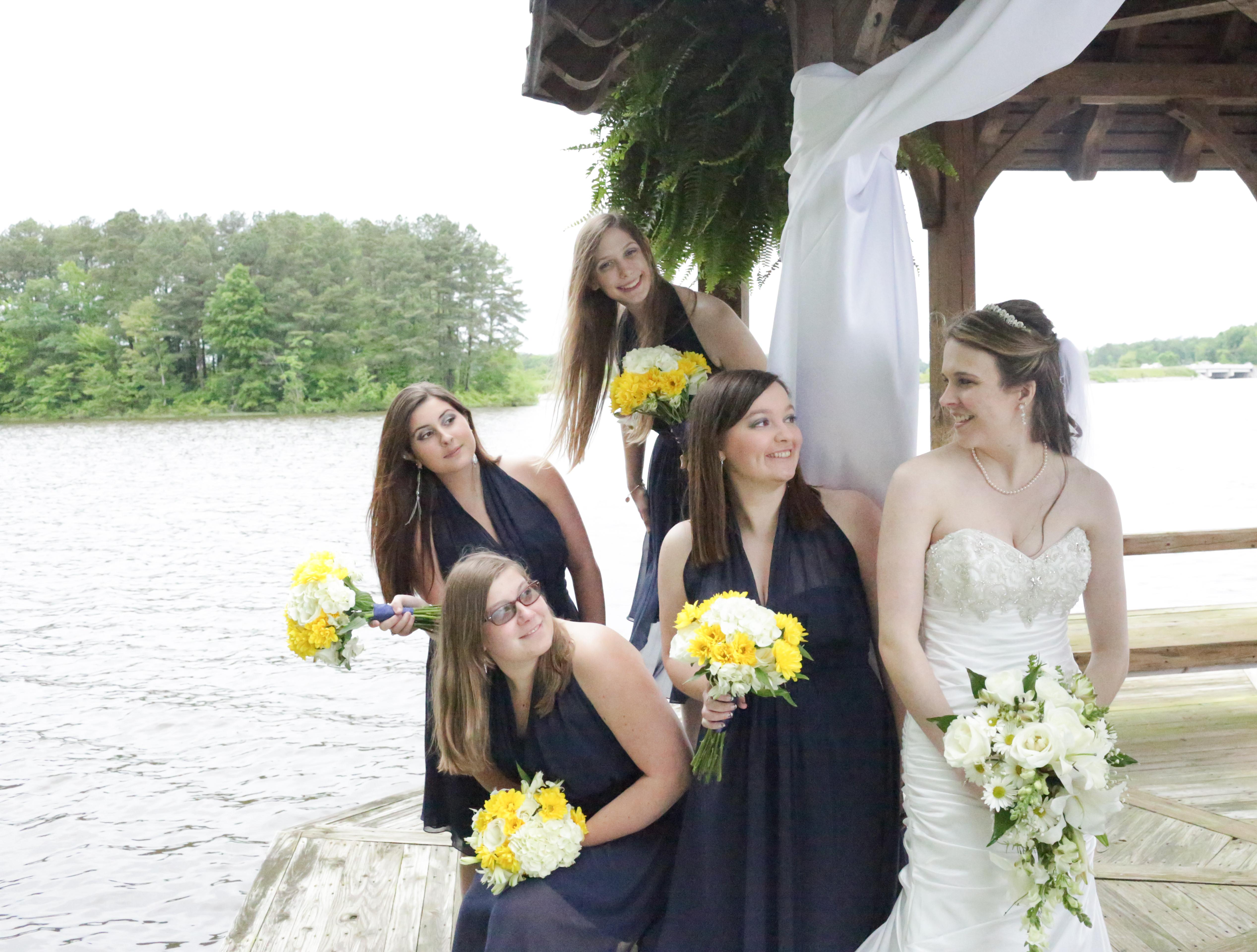 Midlothian Virginia Lake Wedding (1 of 1)-83