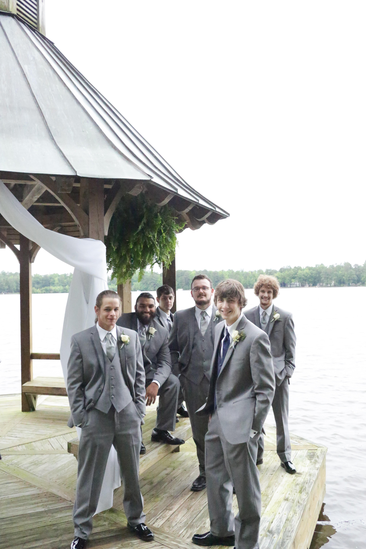 Midlothian Virginia Lake Wedding (1 of 1)-84