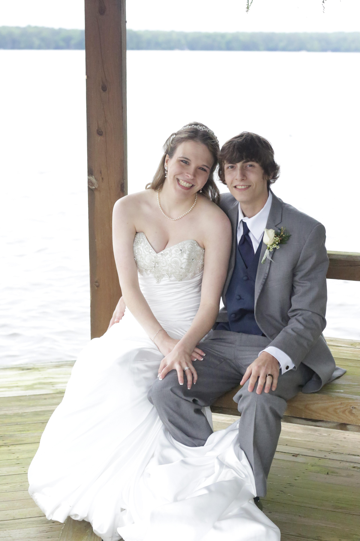 Midlothian Virginia Lake Wedding (1 of 1)-90