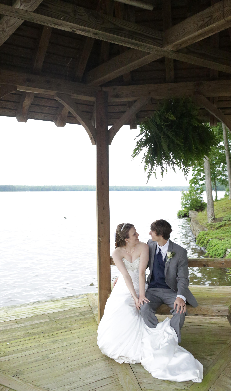 Midlothian Virginia Lake Wedding (1 of 1)-93