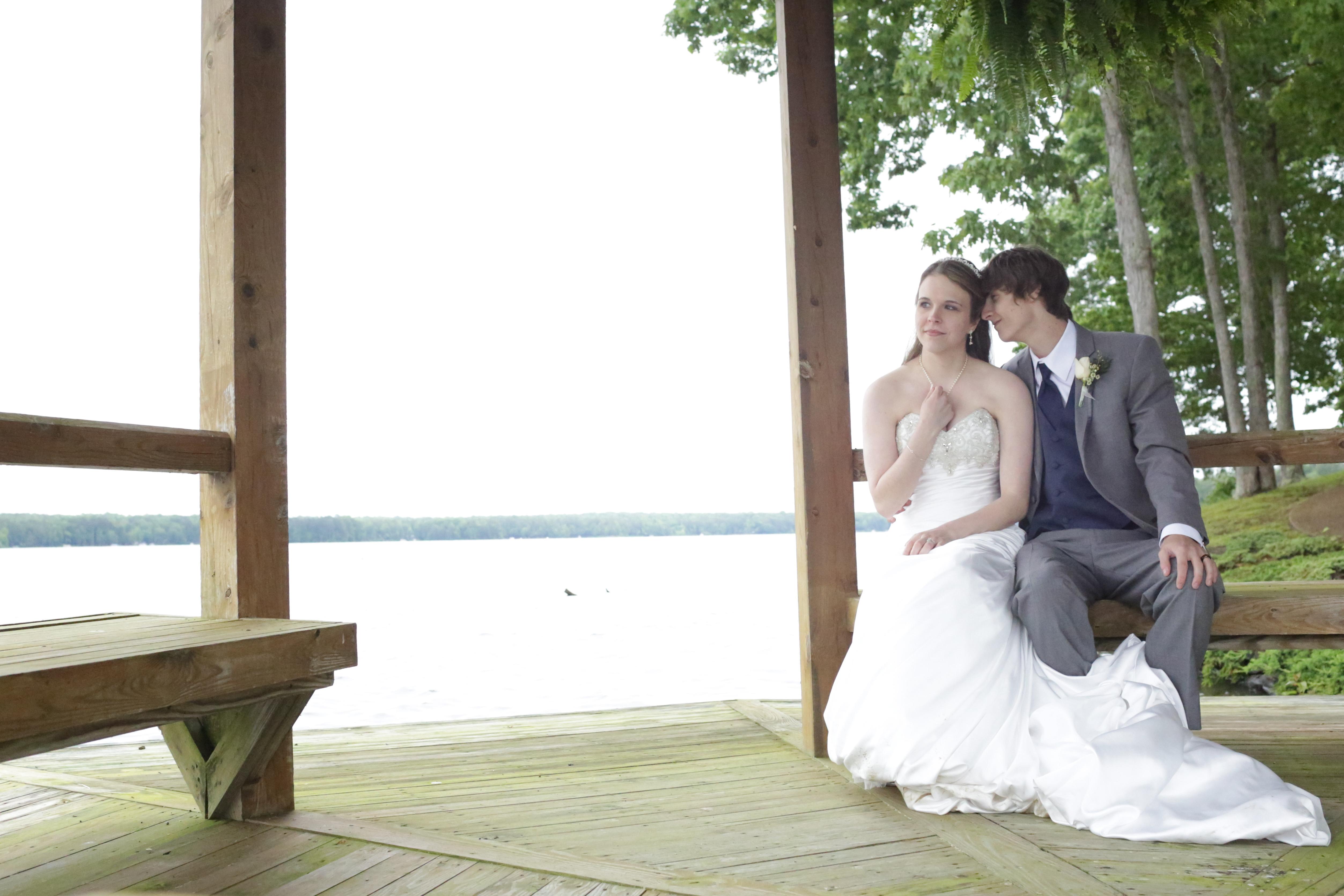 Midlothian Virginia Lake Wedding (1 of 1)-95