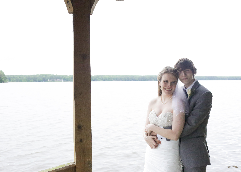 Midlothian Virginia Lake Wedding (1 of 1)-97