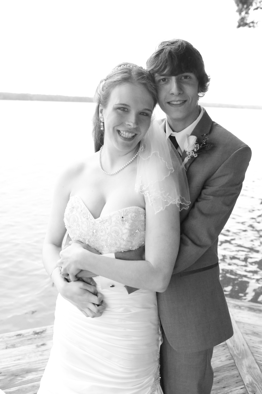 Midlothian Virginia Lake Wedding (1 of 1)-98