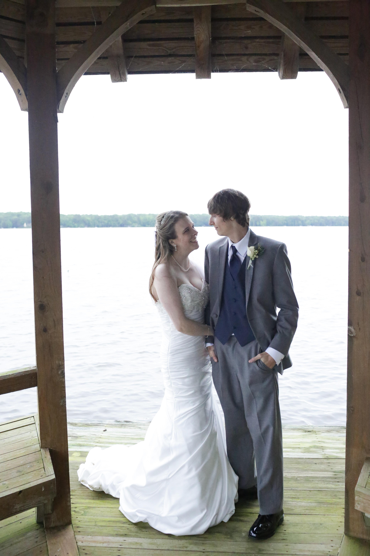 Midlothian Virginia Lake Wedding (1 of 1)-99