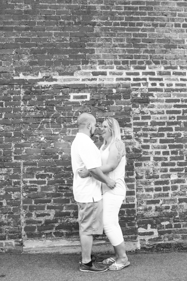 downtown fredericksburg virginia engagement session heather michelle photography dog (1 of 1)-12