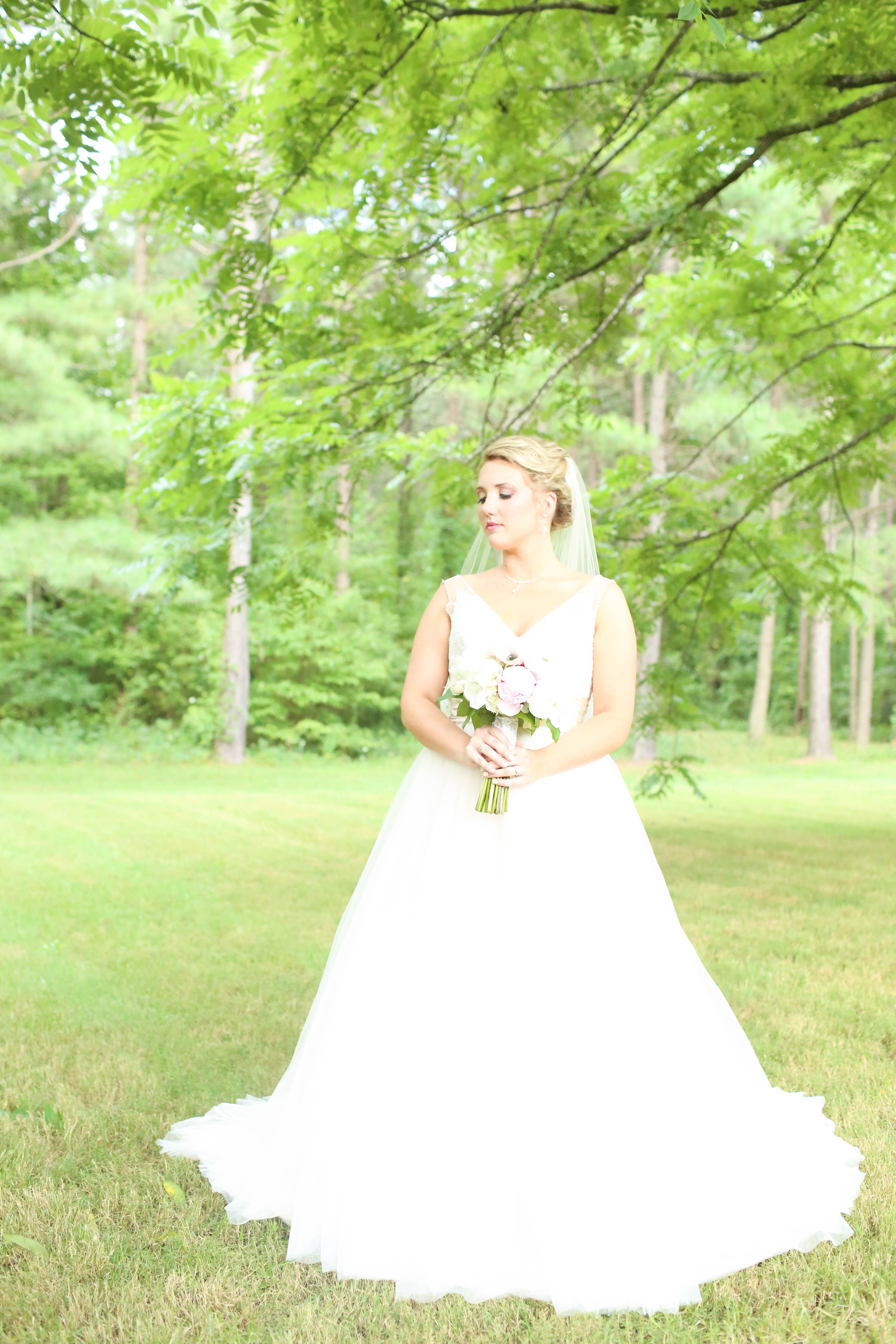 virginia wedding country pink southern belle (1 of 1)-56