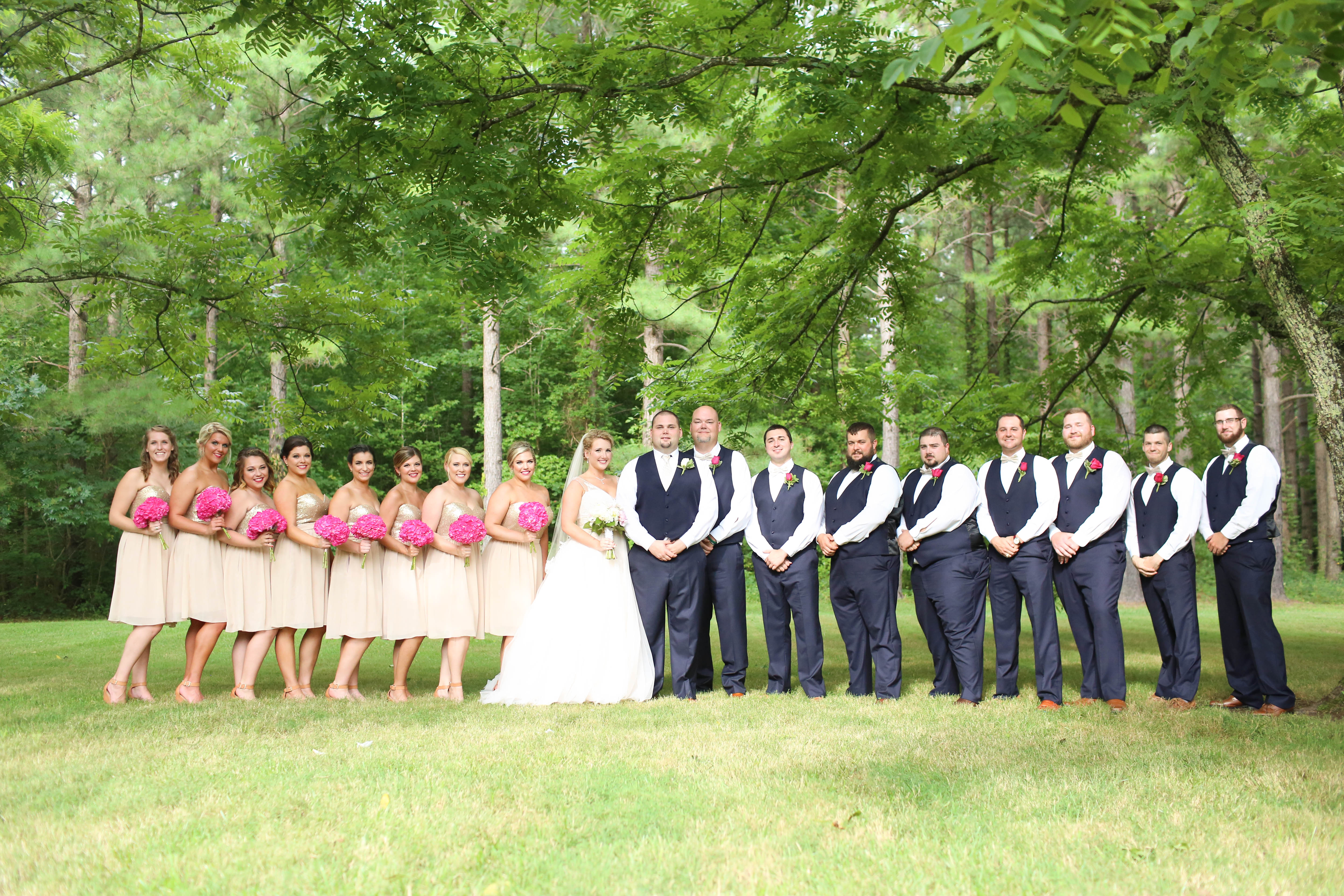 virginia wedding country pink southern belle (1 of 1)-61