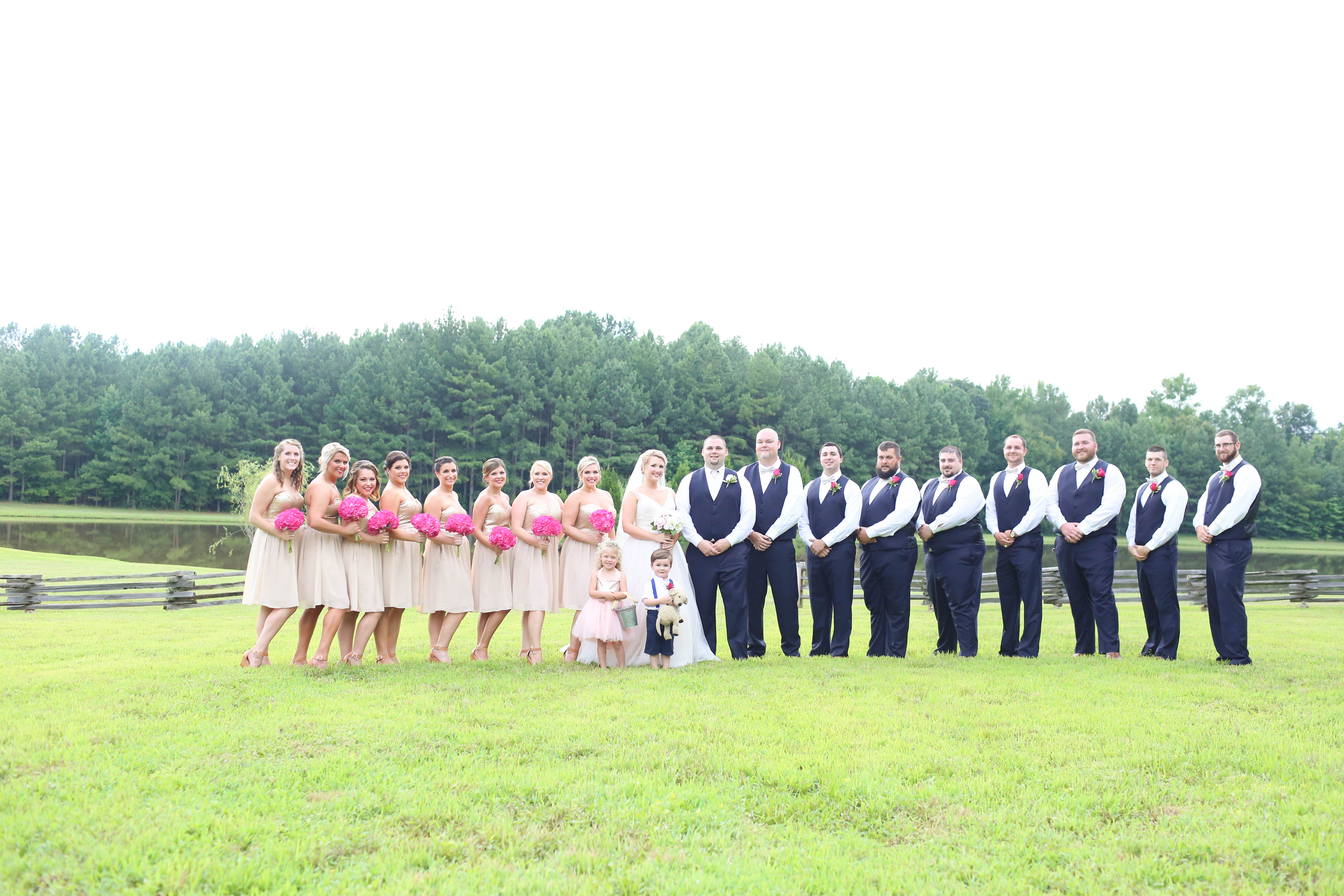 virginia wedding country pink southern belle (1 of 1)-65